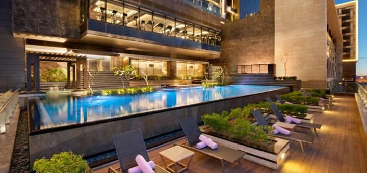 Роскошный и престижный отель Kempinski Ambience Hotel Delhi, Дели. Фото www.kempinski.com