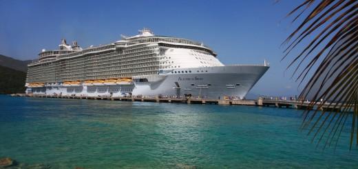 Элитные и роскошные люкс-сьюты на круизных лайнерах