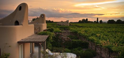 5 самых романтичных и люксовых отелей Аргентины для ценителей вина!