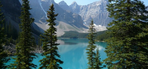 Отель Moraine Lake Lodge (Rocky Mountains, Канада)