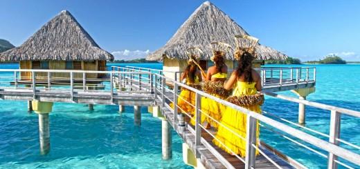 Острова Тихого океана для люксового отдыха!