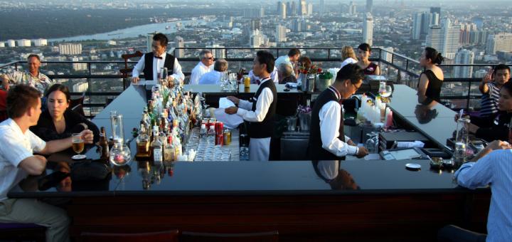 Vertigo and Moon Bar - Banyan Tree Hotel Bangkok