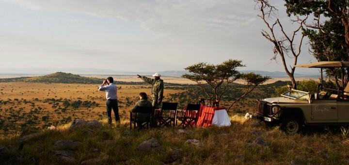 Лодж Sasakwa и заповедник Singita Grumeti Reserves