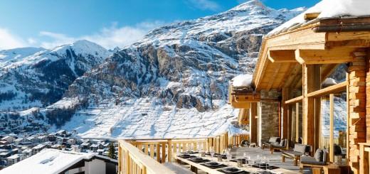 Chalet les Anges. Zermatt