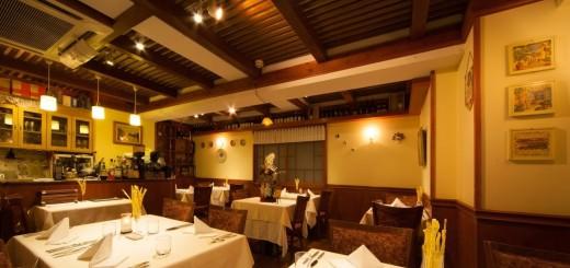 Ristorante Stefano, Italian Restaurant in Kagurazaka, Tokyo
