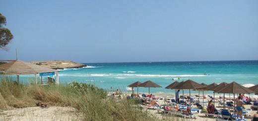 Айя Напа, Кипр. Ayia Napa Beach.