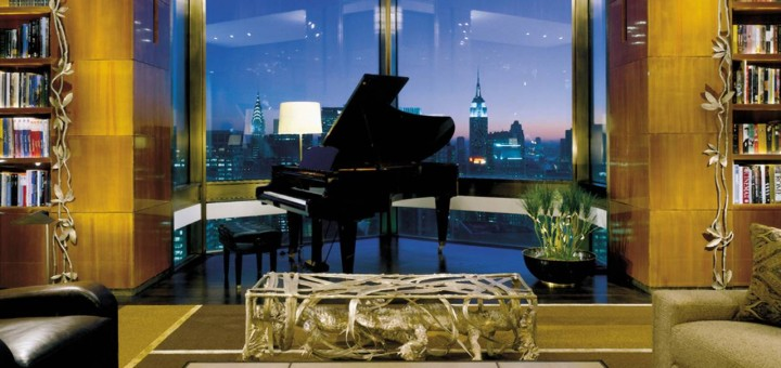 Four Seasons Hotel New York Ty Warner Penthouse