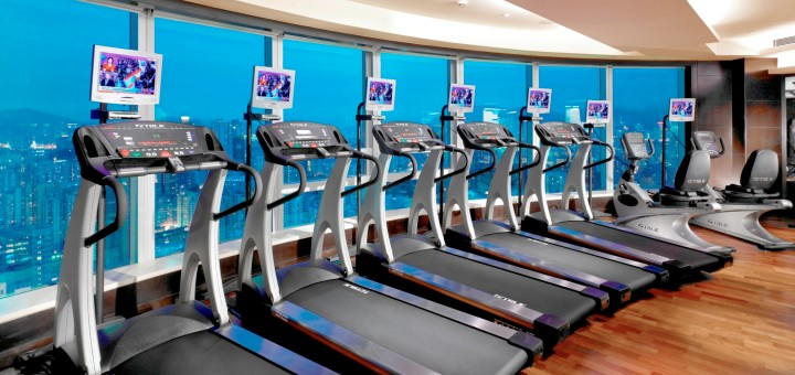 Langham Place Hong Kong Fitness Studio