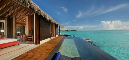 One&Only Reethi Rah Maldives - Water Villa Pool