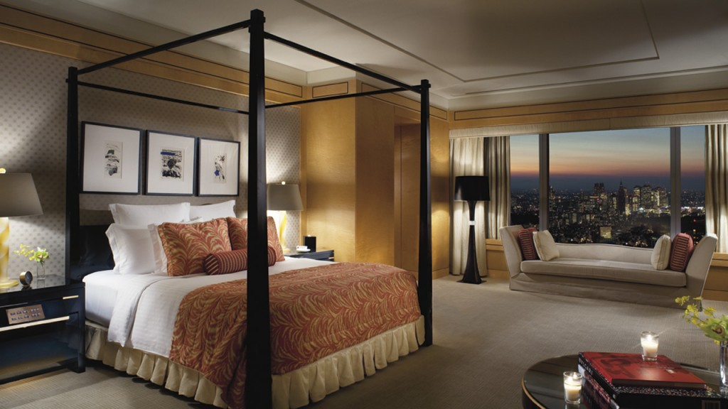 The Ritz Carlton Suite Tokyo
