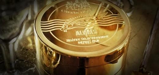 Caviar Almas - одна из самых дорогих видов икры