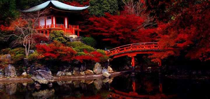 Киото, Япония (Kyoto, Japan)