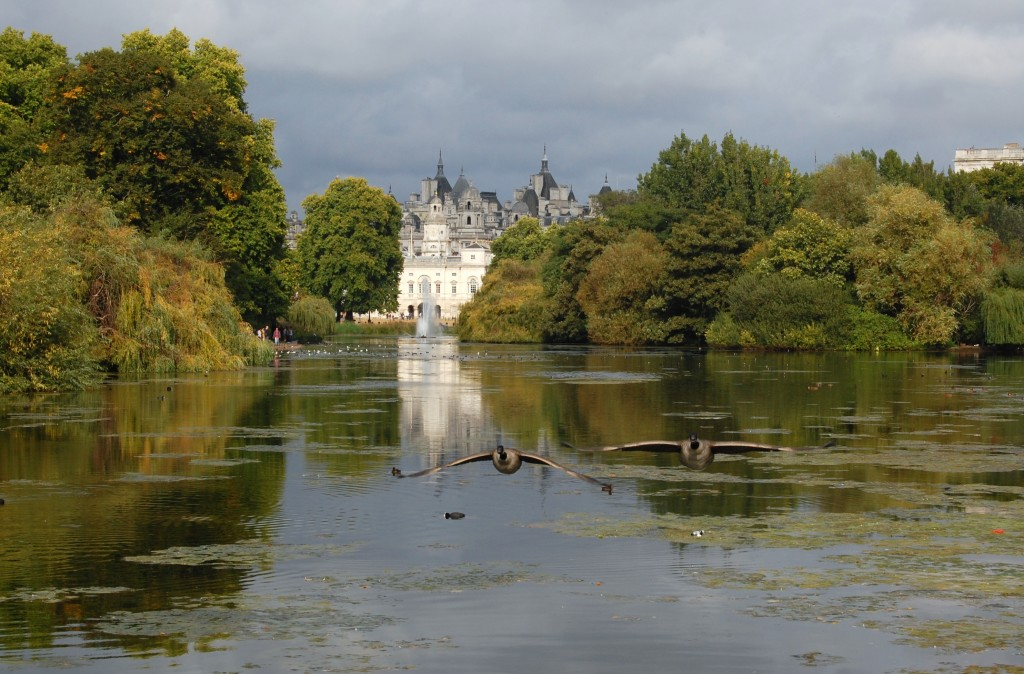 London, St James Park