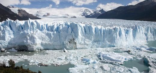 Perito Moreno Glacier of Patagonia in Argentina