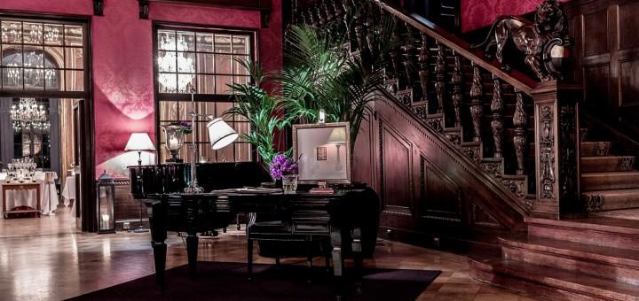 Бутик-отели Берлина. Schlosshotel Im Grunewald, Berlin