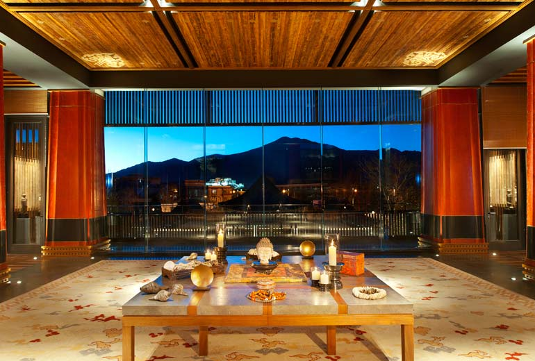 St. Regis Lhasa Resort (Тибет)