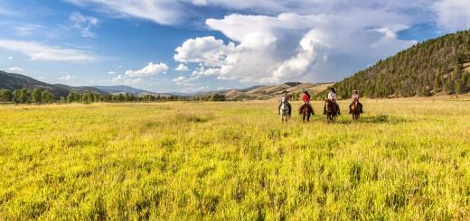 The Ranch at Rock Creek, штат Монтана, США