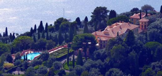 Самые дорогие дома мира - Villa Leopolda, Лазурный Берег, Франция