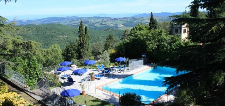 Villa Sant'Uberto Country Inn, Радда-ин-Кьянти, Италия