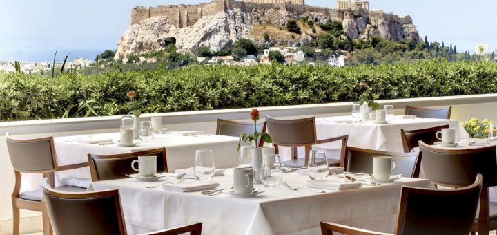 Hotel Grande Bretagne, A Luxury Collection Hotel. Афины, Греция. Фото http://www.grandebretagne.gr