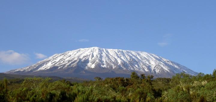 Подъем на Килиманджаро в Танзании. Фото www.wikipedia.org