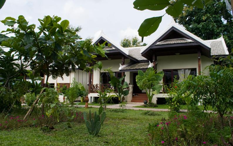 Отель Luang Prabang Paradise Resort (Лаос). Фото www.luangprabangparadiseresort.com