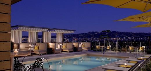 Роскошный и элегантный отель The Hotel Wilshire недалеко от Беверли-Хиллз. Фото www.hotels.com