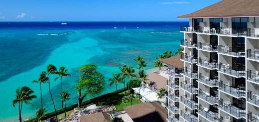 Отель Halekulani. Снорклинг на Гавайских островах, Оаху.