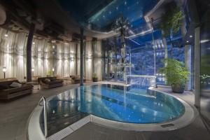 Роскошные отели! Что делает роскошный отель по-настоящему роскошным!? На фото Hotel Matterhorn Focus в Церматт (Швейцария)