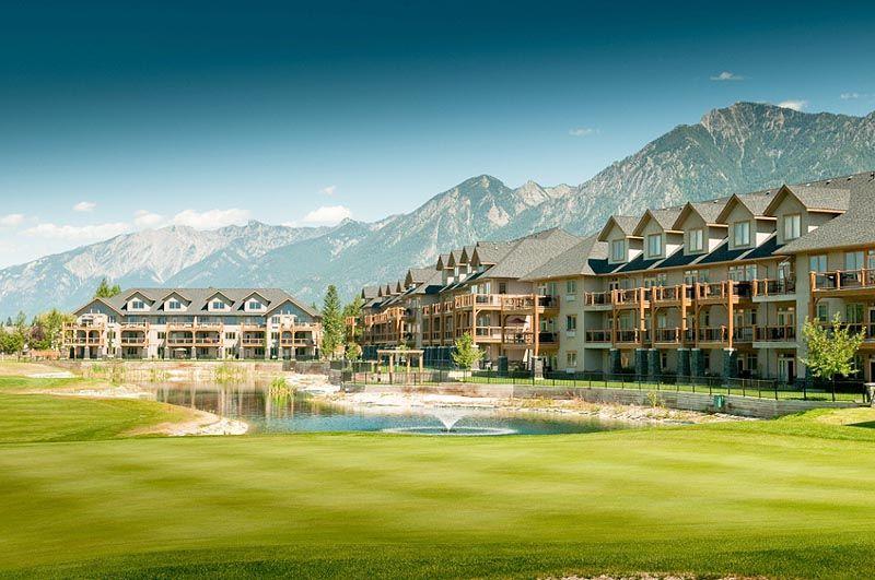Отель Bighorn Meadows Resort (Радиум Хот Спрингс (Radium Hot Springs), Британская Колумбия). Фото www.bighornmeadows.com