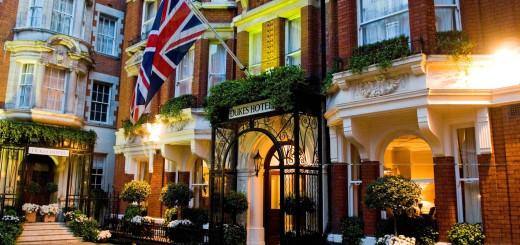 Отель «Dukes Hotel» — дизайн, сфокусированный на комфорте и элегантности английского шарма! Фото www.slh.com