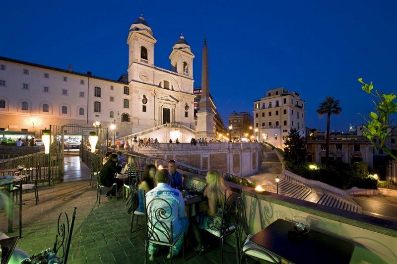 Отель-бутик в Риме - Il Palazzetto в здании Международная винная академия в Риме! Фото www.ilpalazzettoroma.com
