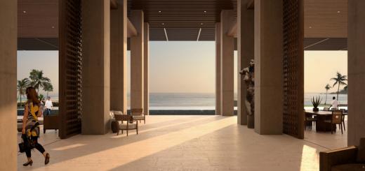 JW Marriott Cabo San Lucas Resort. Фото www.olsonkundigarchitects.com