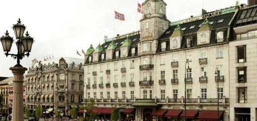 """Отель """"Grand Hotel Oslo"""". Норвегия, Осло. Фото www.grand.no"""