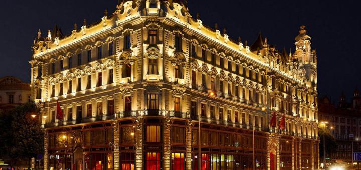"""Лучшие отели Будапешта 5* звезд - """"Buddha-Bar Hotel Budapest Klotild Palace"""" (сеть отелей Buddha-Bar Hotels) для романтического путешествия! Фото www.buddhabarhotelbudapest.com"""