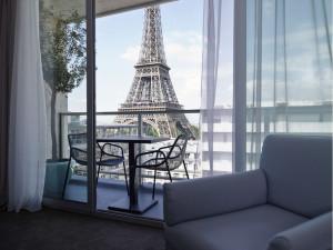 Отель рядом/возле с Эйфелевой башней - Pullman Paris Tour Eiffel (Отель сети Accor™). Фото www.pullmanhotels.com