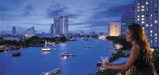 """""""Shangri-La Hotel Bangkok"""" (Сеть отелей Shangri-La Hotels). Фото www.shangri-la.com"""