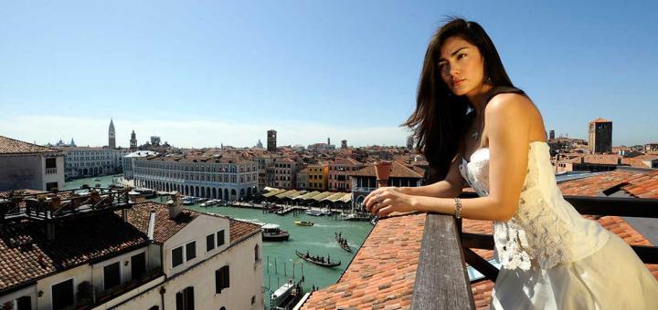 Лучшие отели Венеции — «Ca'Sagredo Hotel». Фото www.casagredohotel.com