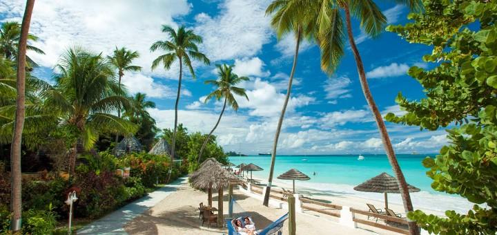 """Престижный отель """"Sandals Grande Antigua Resort & Spa"""" на о.Антигуа. Фото www.sandals.com"""