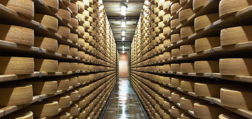 "Местная сыроварня ""The Maison du Gruyere"" (Грюйер, Швейцария). Фото www.la-gruyere.ch"