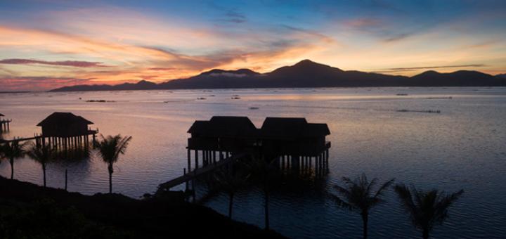 Vedana Lagoon Resort & Spa (Пху-Лок, район города Хюэ, Вьетнам). Фото www.vedanalagoon.com