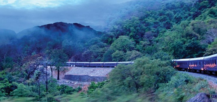 The Deccan Odyssey. Luxury Trains in India. Фото www.deccan-odyssey-india.com