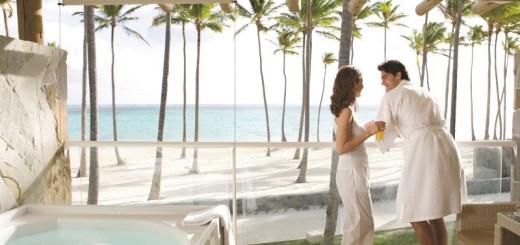 Отель Barcelo Bavaro Palace Deluxe (Номер Junior suite Deluxe Sea View) (Пунта-Кана, Доминиканская республика). Фото www.barcelo.com