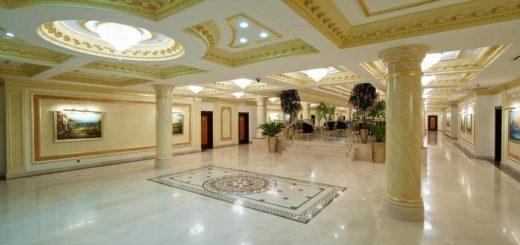 """Отель """"Royal Tulip АлмаАты"""", сеть отелей Golden Tulip (Голден Тулип)!"""