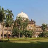 Музей принца Уэльского в Мумбаи, Индия (Prince of Wales Museum, Mumbai). Фото www.wikipedia.org