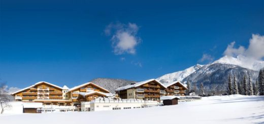 Alpenpark Family Resort & Spa (Alpenpark Resort Superior), Зеефельд (Seefeld), Австрия.