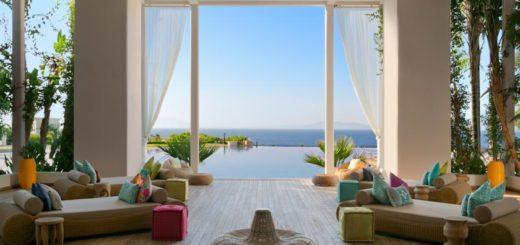 """Отель """"Kempinski Hotel Barbaros Bay Bodrum"""", Бодрум, Турция. Лучшие отели на Эгейском побережье Турции!"""
