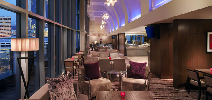 The Premier Club Lounge в Carlton Hotel Singapore. Фото www.carltonhotel.sg