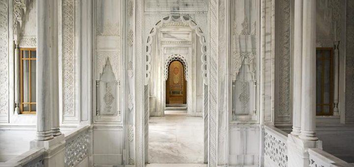"""Сетевой бутик-отель """"Çırağan Palace Kempinski Istanbul"""", Стамбул, Турция."""