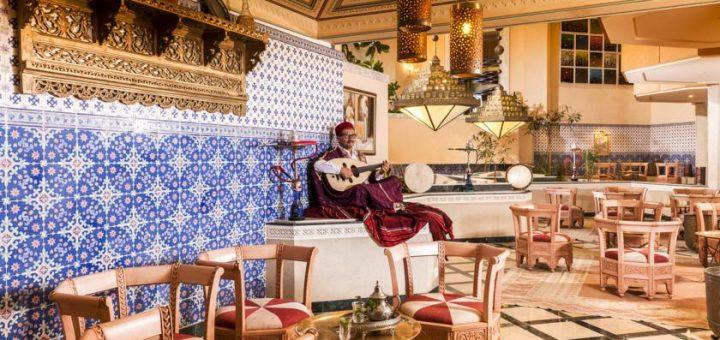 """Лучшие отели Хаммамет - спа отель """"Hasdrubal Thalassa & Spa Yasmine Hammamet"""""""